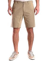 Gant Homme MCBI131009O Vert Coton Shorts