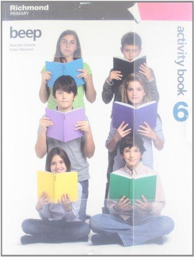 BEEP 6 ACTIVITY  BOOK - 9788466815321 por Vv.Aa.