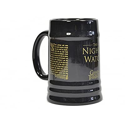 Game Of Thrones Night Watch Ceramic Stein