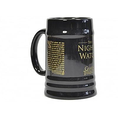 Game Of Thrones Night Watch Ceramic Stein