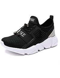 new style db6a1 29729 Garçon Fille Chaussure de Course Chaussures de Outdoor Sneakers Mode Basket  Chaussure de Course Sport Walking Shoes Running…