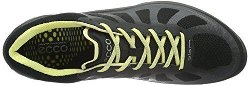 ECCO Biom Fjuel, Scarpe Sportive Outdoor Donna Nero (BLACK/POPCORN50200)
