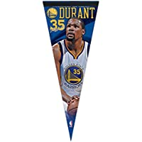WinCraft Kevin Durant Golden State Warriors Premium NBA Wimpel