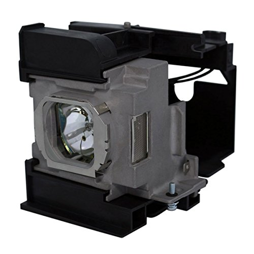 Lutema Panasonic et-laa410-l02repuesto DLP/LCD lámpara de proyector de cine, color negro/gris