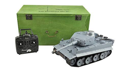 Panzer Tiger R&S/2.4GHZ/Holz AMEWI QC Control Edition