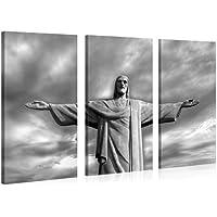 Gallery of Innovative Art – Open Arms – 120x80cm – Larga stampa su tela per decorazione murale – Immagine su tela su telaio in legno – Stampa su tela Giclée – Arazzo decorazione murale