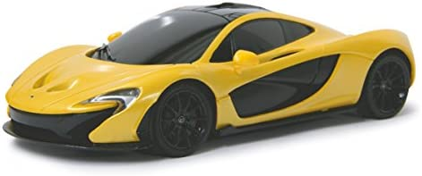 Jamara - McLaren P1 Echelle 1:24 Jaune - - - Maquette Voiture TélécomFemmedé 5c35b5