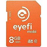 Eyefi Mobi 8GB WiFi CARTE MEMOIRE SDHC + GRATUIT 90 jours Eyefi Cloud