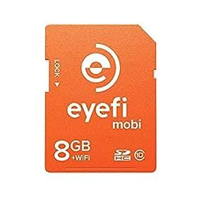 Eyefi 8GB Secure Digital Karte (WiFi, SDHC) inkl. KOSTENLOS 90 tage