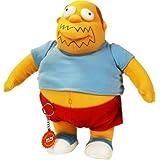 United Labels 1000358 Los Simpson - Peluche del vendedor de cómics (30 cm)