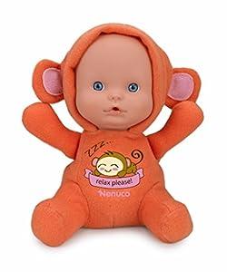 Nenuco - Muñeco blandito Happy Mono (Famosa 700014036)
