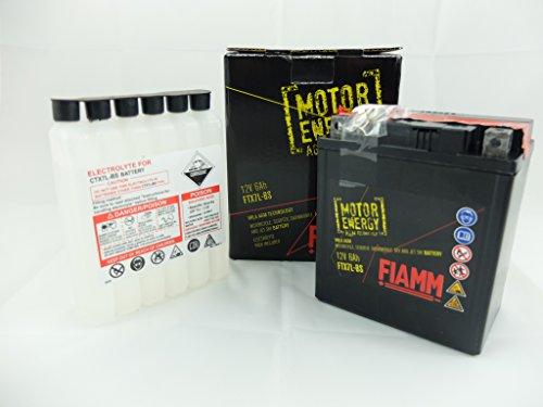 BATTERIA MOTO FIAMM FTX7L-BS 6.5 AH
