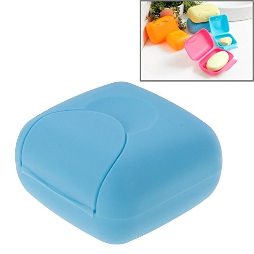 creative-plastic-travel-soap-box-with-cover-and-lock-small-size-random-color-delivery