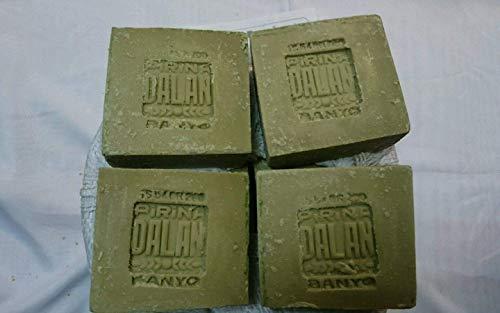 6 Stück Dalan Olivenölseife ca 1100gr Naturseife Handgemacht Vegan