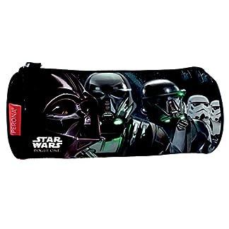 Disney  Star Wars One Imperial – Portatodo tubo, negro