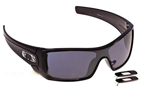 Oakley Sonnenbrille BATWOLF (OO9101 910101 127)