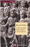 Image de La democrazia degli antichi e dei moderni