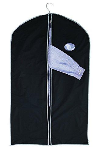 Kostüm Frau Tanz Business - 2 Stück Kleidersack Kleiderhülle Kleiderschutz vom Sachsen Versand