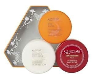 Sanctuary Triple Moisture Bliss Gift Set Body Moisturiser Set