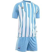Onze Argentina - Kit para hombre, color celeste / blanco, talla 2XS