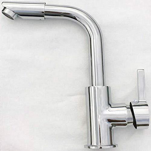 Nan Fabrik direkt Herz Becken Wasserhahn heiß und kalt drehen Bad Wasserhahn 360-Grad-Drehung ()