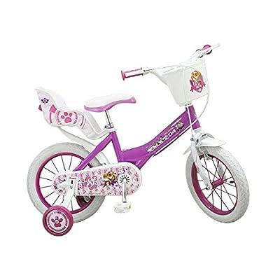 """Bicicleta 14"""" Paw Patrol Rosa Skye de Toimsa"""