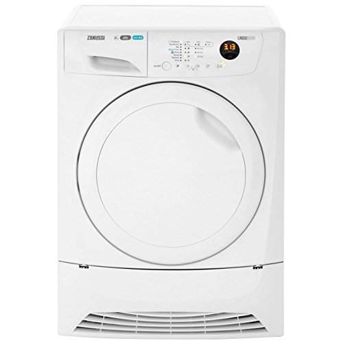 Zanussi ZDH8333PZ Lindo1000 Heat-Pump Condenser Dryer