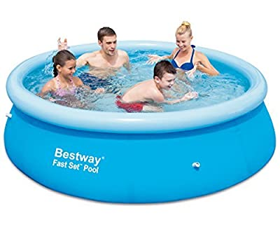 Bestway Clear Fast Set Above Ground Pool