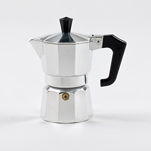 Macchina per caffè Caffettiera Moka Italiana Pezzetti 1 Tazza
