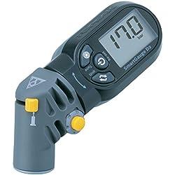 Topeak Smartgauge D2 Manómetro Digital, Negro, Única