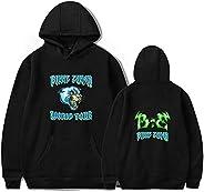 Billie Eilish Hoodies Fashion Streetwear Sweatshirt Casual Men Women Hooded Pullover Hoodies Hip Hop Clothes O