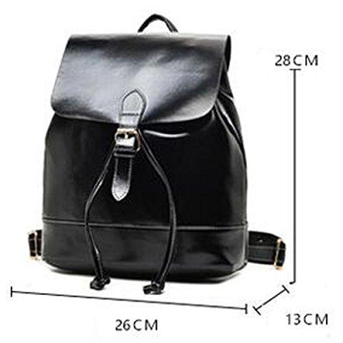 Damen Handtaschen Damen Tasche Schulter Messenger Tasche Große Kapazität Weibliche Tasche,Grey-OneSize Laidaye