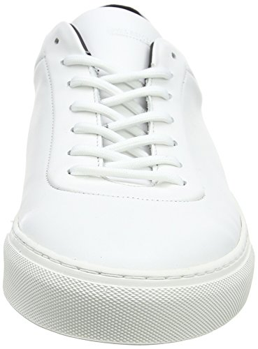 Royal RepubliQ Herren Spartacus Oxford Shoe-Wht Sneaker Weiß (White)