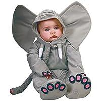 Disfraz de elefante para bebé - 12-24 meses