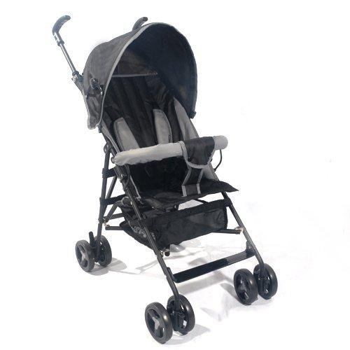 Buggy Ultra Leichter S2 Kinderwagen Baby Sitzbuggy Sportwagen Babywagen schwarz OVP