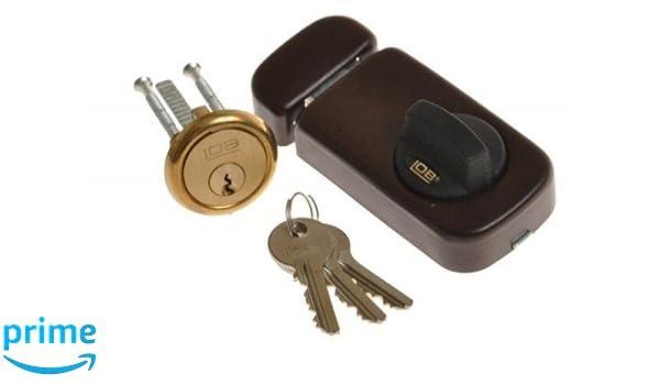 Heim Türriegel Kastenschloß Türzusatzschloß Zusatzschloß mit 5 Schlüssel