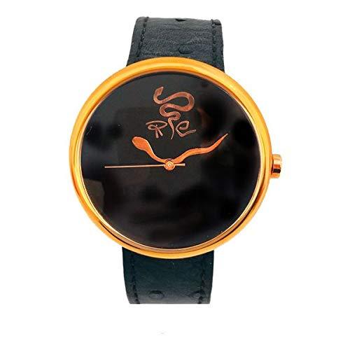 Roberto Cavalli Reloj analogico para Mujer de Cuarzo con Correa en Piel R7251185017