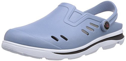 Chung Shi DUX Ortho Clog Unisex-Erwachsene Clogs, Blau (Eisblau), 39/40 EU, 8905020