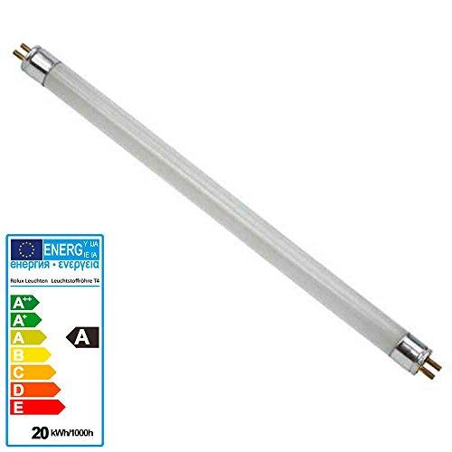 Leuchtstofflampe T4 12mm 20 Watt 570mm 4000 Kelvin G5 Sockel (T4 Sockel)