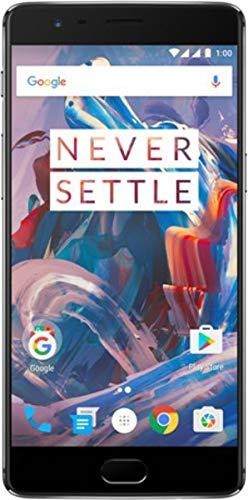 OnePlus 3 14 cm (5.5') 6 GB 64 GB 4G Grigio 3000 mAh