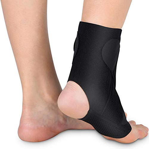 Knöchelbandage,Knöchelschutz Knöchelbandage, 1 Paar PE-Board Atmungsaktive