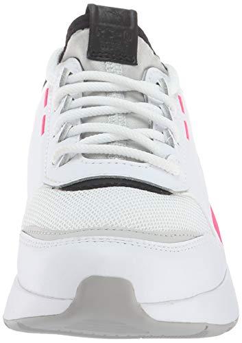 PUMA Boys  RS-0 Sound Sneaker Gray Violet White  1 5 M US Little Kid