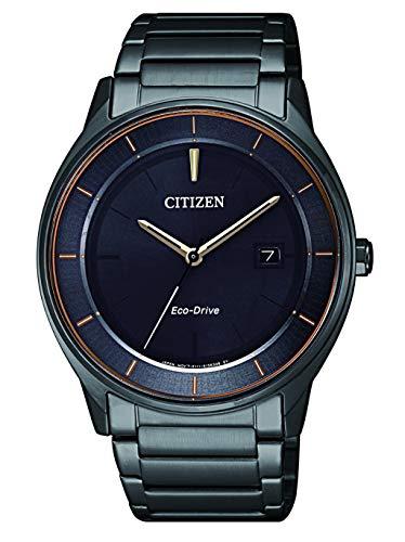 CITIZEN Eco-Drive Herren Armbanduhr BM7407-81H