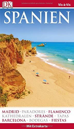 Vis-à-Vis Reiseführer Spanien: mit Extra-Karte und Mini-Kochbuch zum Herausnehmen -