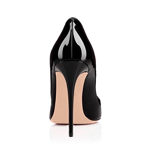 ... EDEFS - Scarpe da Donna - Tacco a Spillo - 12CM High Heels - Scarpe col  ... 15d3a8ad5fe