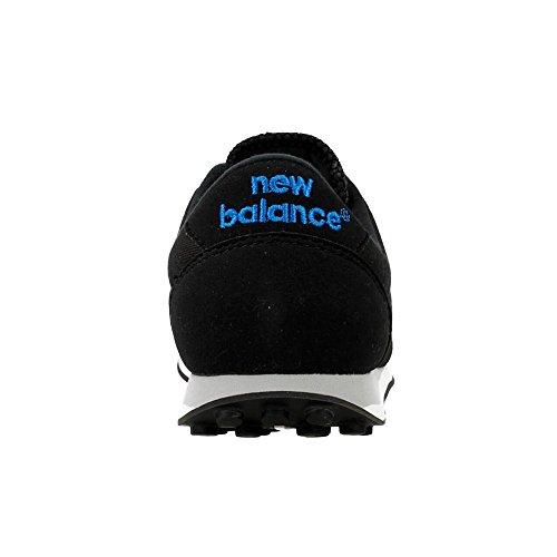 New Balance Unisex, Funktionsschuh, U410 Clásico Blau-Schwarz