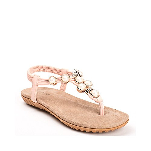 Ideal Shoes ,  Sandali donna Rose