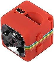 leanBonnie Metal Sq11 - Telecamera Sportiva HD a infrarossi, Visione Notturna, 960P, 1080p, per Sport all'aperto, Impermeabi