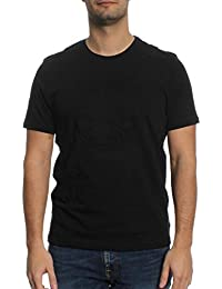 Converse T-Shirt Men EMBOSSED CP 10001259 Schwarz 001
