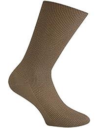 10 Paar Socken ohne Gummi, weiß, schwarz, gemischt, Spitze handgettelt